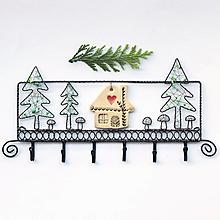 """Nábytok - vešiak- """"Na samote u lesa"""" - 11780779_"""