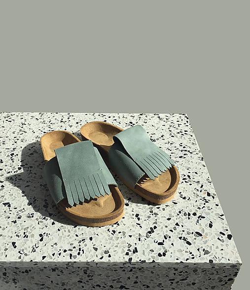 Obuv - Korkáče Minty - 11780520_