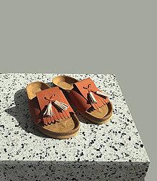 Obuv - Korkáče Terakota Strapp - 11780161_