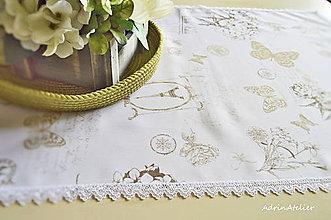 Úžitkový textil - obrúsok - 11778730_