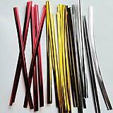 Suroviny - Dekoračný drôtik 4x100mm-100ks - 11782261_