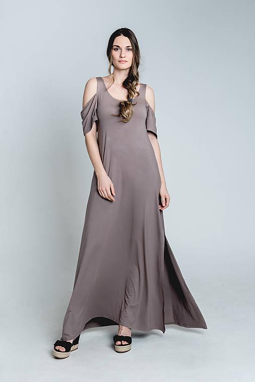 Šaty - Šaty CAPUCCINO - 11782263_