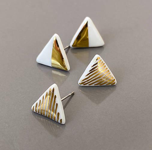 Trojuholníky.