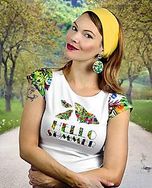 Tričká - Tričko Hello Summer - 11785702_