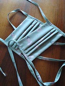 Rúška - Detské rúško s baletkou - 11787341_