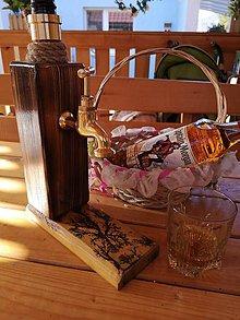 Doplnky - Dávkovač na alkohol-Alcohol dispenser - 11788300_