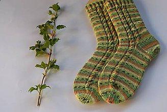 Obuv - s pravej ponožkovej s podielom bavlny 72% (v.37-38) - 11787744_