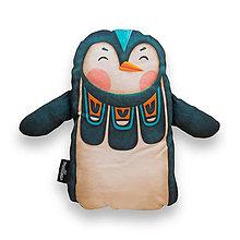 Úžitkový textil - Tučniak - Mini - 11789349_