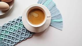 Úžitkový textil - Macramé Prestieranie - 11789042_