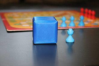 Hračky - 3D svietiaca hracia kocka - 11790973_