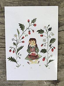 Papiernictvo - Ilustrované pohľadnice - 11792785_