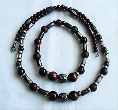 Sady šperkov - Energia z prírody pre pánov - 11793865_