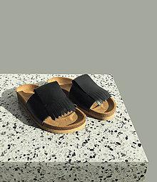 Obuv - Korkáče Black - 11793993_