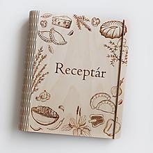 Papiernictvo - Receptar. Zapisnik na recepty - 11797219_