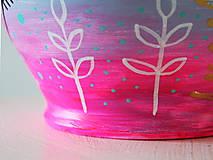 Nádoby - Keramický kvetináč - Šialene je pod hladinou - 11798698_