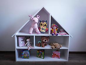 Nábytok - Domček na hračky - 11801657_