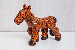 Dobrý obchod - Keramický kôň - 11802300_