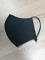 Rúška - rúško 2-vrstvové na vkladanie pánske - 11800797_