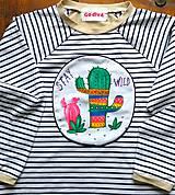 Tričká - Kaktus - 11800085_