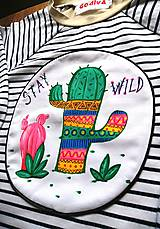 Tričká - Kaktus - 11800087_