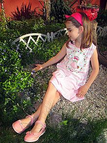 Detské oblečenie - jahôdková víla - 11807280_