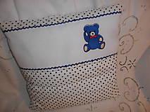 Textil - Vankúšik detský- návlečka. - 11803435_