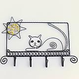 Pre zvieratá - vešiak mačka  - 11808853_