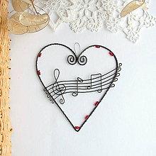 Iné - láska k hudbe - 11808788_