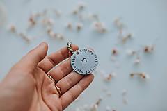 Kľúčenky - Kľúčenka celý môj svet sa točí okolo teba - 11808205_
