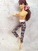 Hračky - Barbie legíny - 11809492_