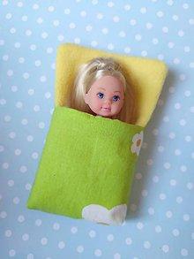 Hračky - Perinka pre malú bábiku - Evičku - 11811562_
