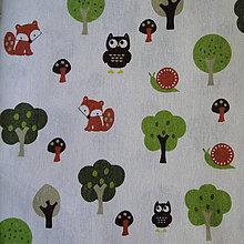 Textil - Bavlnená látka-1cm - 11815501_
