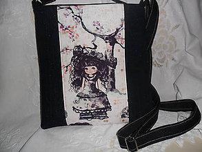 Detské tašky - Kabelka pre dievčatko - 11815358_