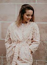 Kabáty - KIMONO INDIANA WHITE - 11820532_