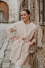 Kabáty - KIMONO INDIANA WHITE - 11820533_