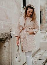 Kabáty - KIMONO INDIANA WHITE - 11820534_
