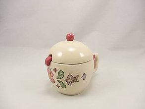 Nádoby - Byliňák, B-malý Ornament (Variant 3) - 11818089_