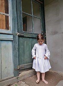 Detské oblečenie - prúžkované - 11819653_