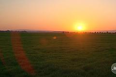 Nezaradené - Digitálna fotografia - Západ slnka pri Blatnom - 11825038_