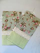 Úžitkový textil - Vrecúško - 11825161_