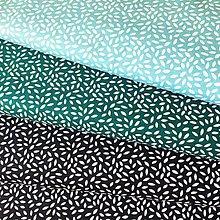 Textil - jednofarebná ryža, 100 % bavlna Francúzsko, šírka 150 cm - 11820930_
