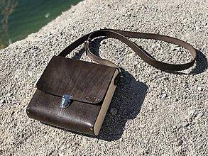 Iné tašky - Messenger bag - Wooden Life No.81 - 11821653_