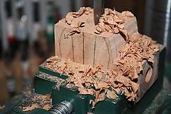 Iné - Štýlová fajka z briárového dreva #2015 - 11820800_