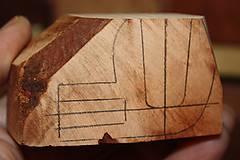 Iné - Štýlová fajka z briárového dreva #2015 - 11820801_
