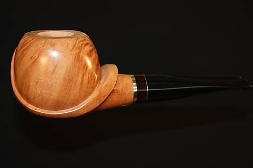 Štýlová fajka z briárového dreva #2015