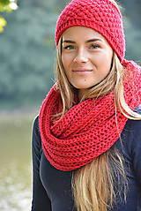 Dobrý obchod - čelenka pletená - 11823423_