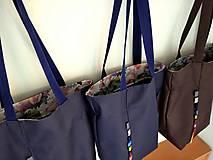 Veľké tašky - VEĽKÁ NIELEN NÁKUPNÁ TAŠKA - 11824771_