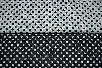 Textil - metráž bodka - 11825477_