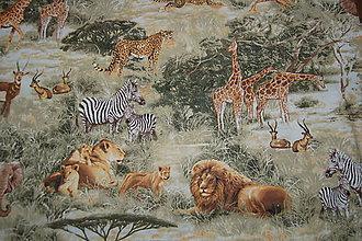 Textil - metráž zoo - 11825610_