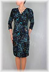 Šaty - Šaty vz.516 i krátký rukáv - 11826885_